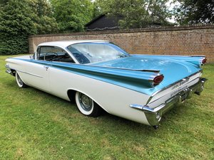 1959 OLDSMOBILE DYNAMIC 88 TWO DOOR HARDTOP COUPE 371 V8 AUT For Sale