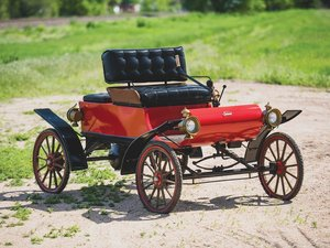 1902 Oldsmobile Curved-Dash Replica Surrey by Bliss For Sale by Auction