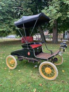 1901 Oldsmobile Curved Dash - REPLICA