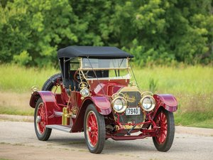1911 Oldsmobile Model 28 Autocrat Roadster  For Sale by Auction