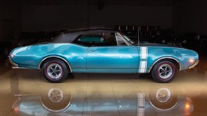 1968 Oldsmobile Cutlass 442 W30 Convertible Rare 1 of 172 For Sale