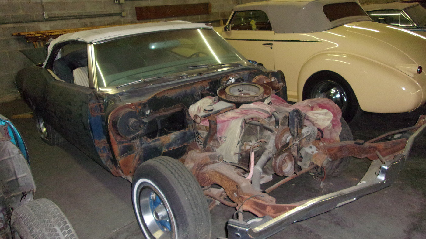 1969 Oldsmobile Cutlass S Convertible  For Sale (picture 3 of 6)