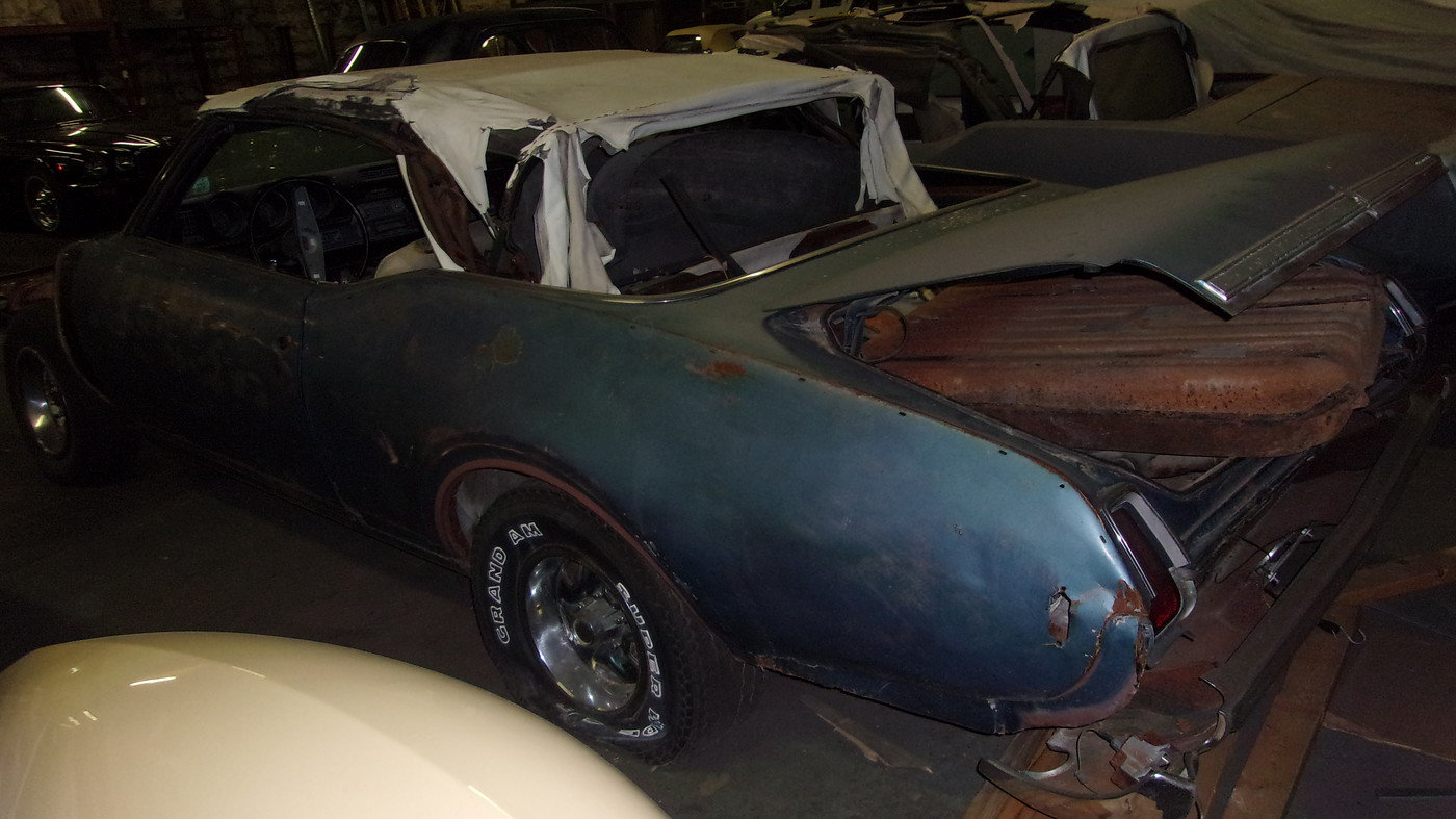 1969 Oldsmobile Cutlass S Convertible  For Sale (picture 5 of 6)
