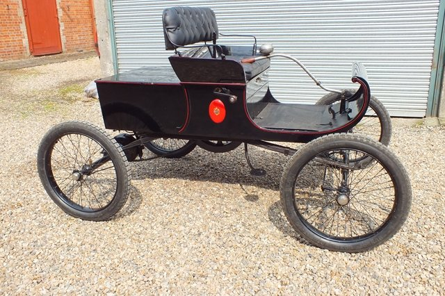 1902 A very good original VCC dated London to Brighton Run car For Sale (picture 1 of 6)