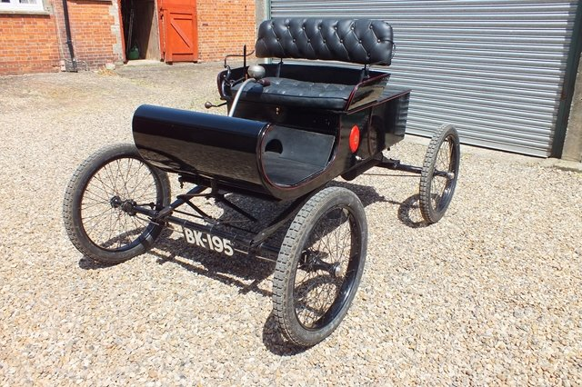 1902 A very good original VCC dated London to Brighton Run car For Sale (picture 2 of 6)