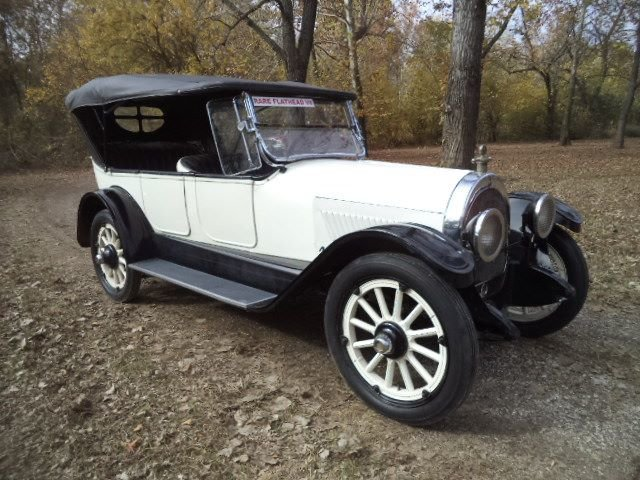 1918 Oldsmobile Flathead V8 Touring Convertible For Sale (picture 3 of 6)