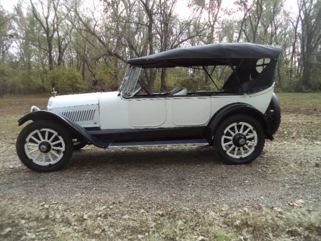 1918 Oldsmobile Flathead V8 Touring Convertible For Sale (picture 4 of 6)