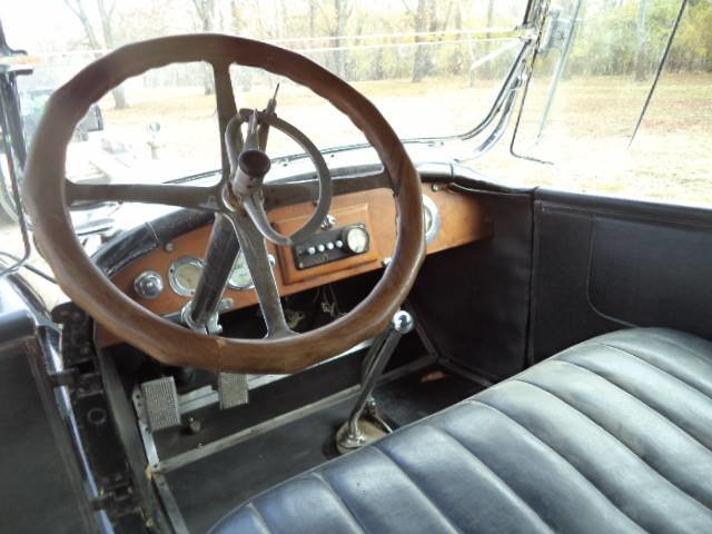 1918 Oldsmobile Flathead V8 Touring Convertible For Sale (picture 5 of 6)