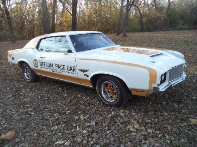 1972 Oldsmobile Hurst/Olds Indy 500 Pace Car For Sale (picture 1 of 6)