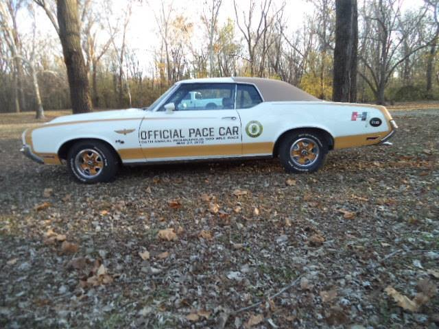 1972 Oldsmobile Hurst/Olds Indy 500 Pace Car For Sale (picture 3 of 6)