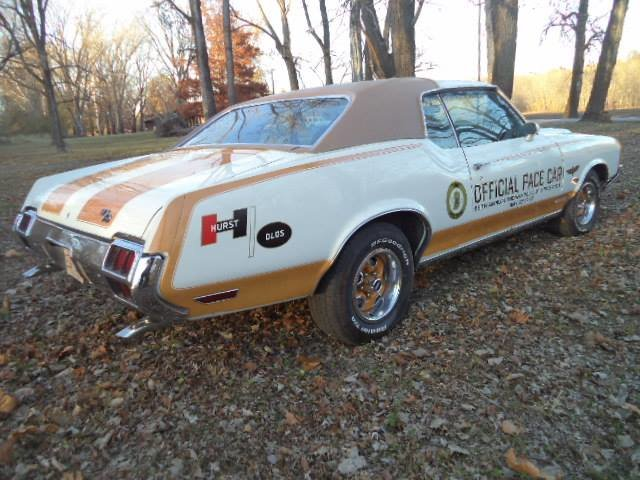 1972 Oldsmobile Hurst/Olds Indy 500 Pace Car For Sale (picture 6 of 6)