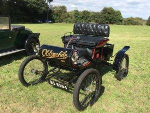 1903 Oldsmobile Curved Dash For Sale
