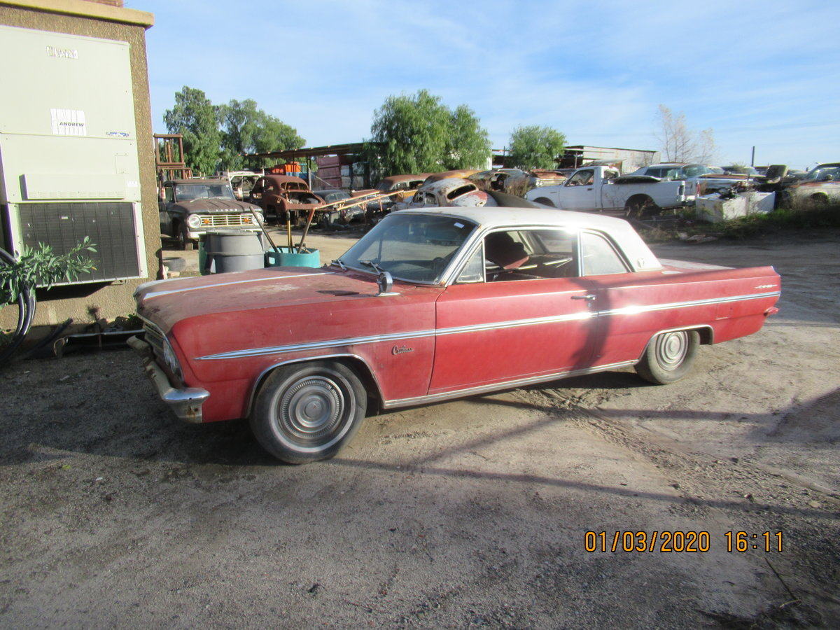 1963 OLDSMOBILE F-85 CUTLASS  For Sale (picture 1 of 3)
