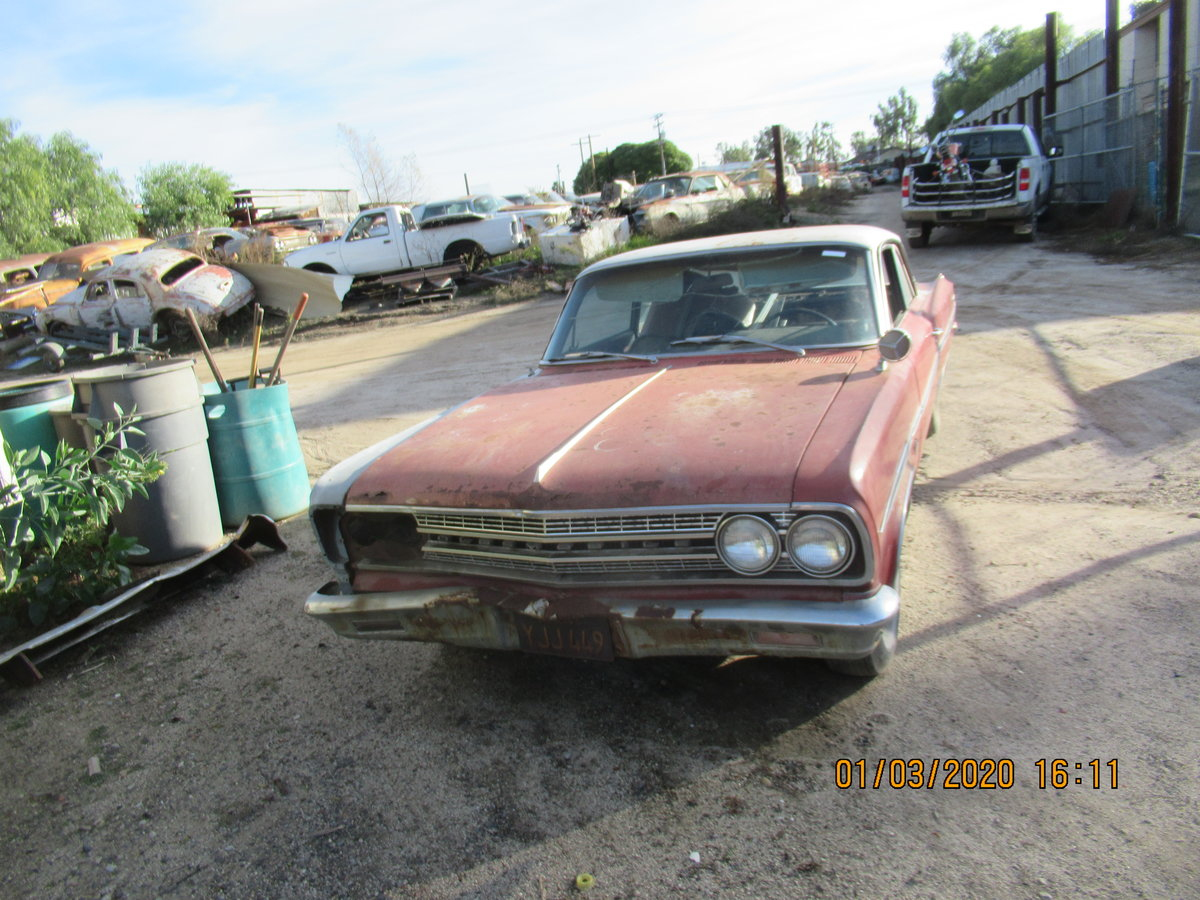1963 OLDSMOBILE F-85 CUTLASS  For Sale (picture 2 of 3)
