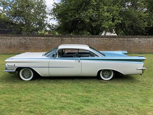 1959 OLDSMOBILE DYNAMIC 88 TWO DOOR HARDTOP COUPE 371 V8