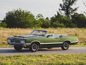 1970 Oldsmobile 442 Convertible  For Sale by Auction
