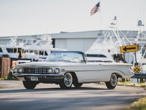 1960 Oldsmobile 98 Convertible  For Sale by Auction