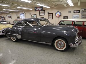 1949 Oldsmobile 98 Futuramic Sedanette  For Sale by Auction