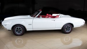 1969 Oldsmobile  442 Convertible w/ Added W-30 Package $79.9