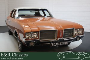 Oldsmobile Cutlass 5.7 V8 1971 4-door version For Sale