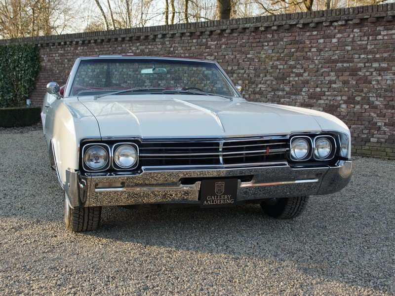 1966 Oldsmobile Dynamic For Sale (picture 5 of 6)