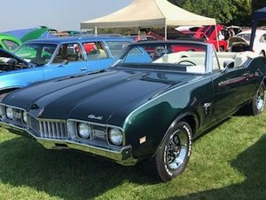 1968 Oldsmobile Cutlass S Convertible (Saginaw, MI)