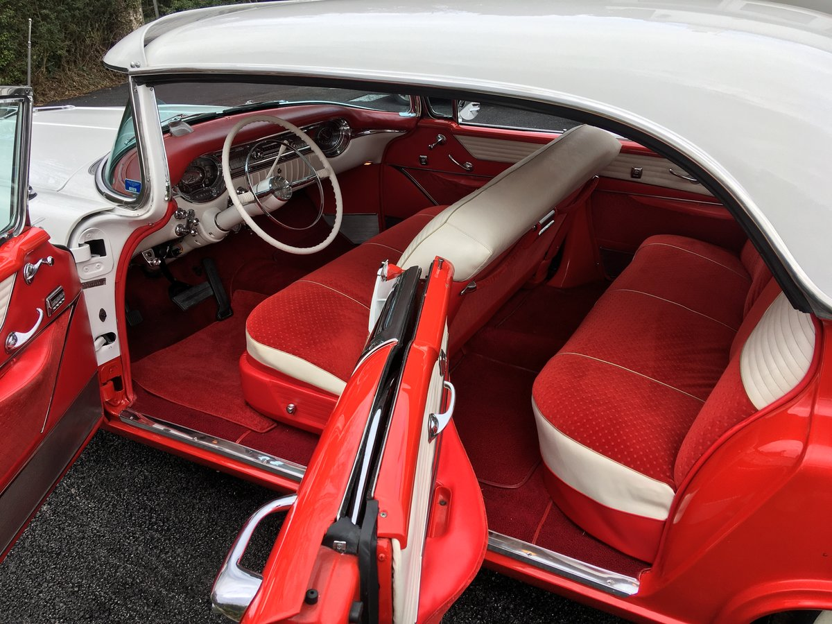 1956 Stunning condition Oldsmobile,s flag ship 98 model For Sale (picture 2 of 6)