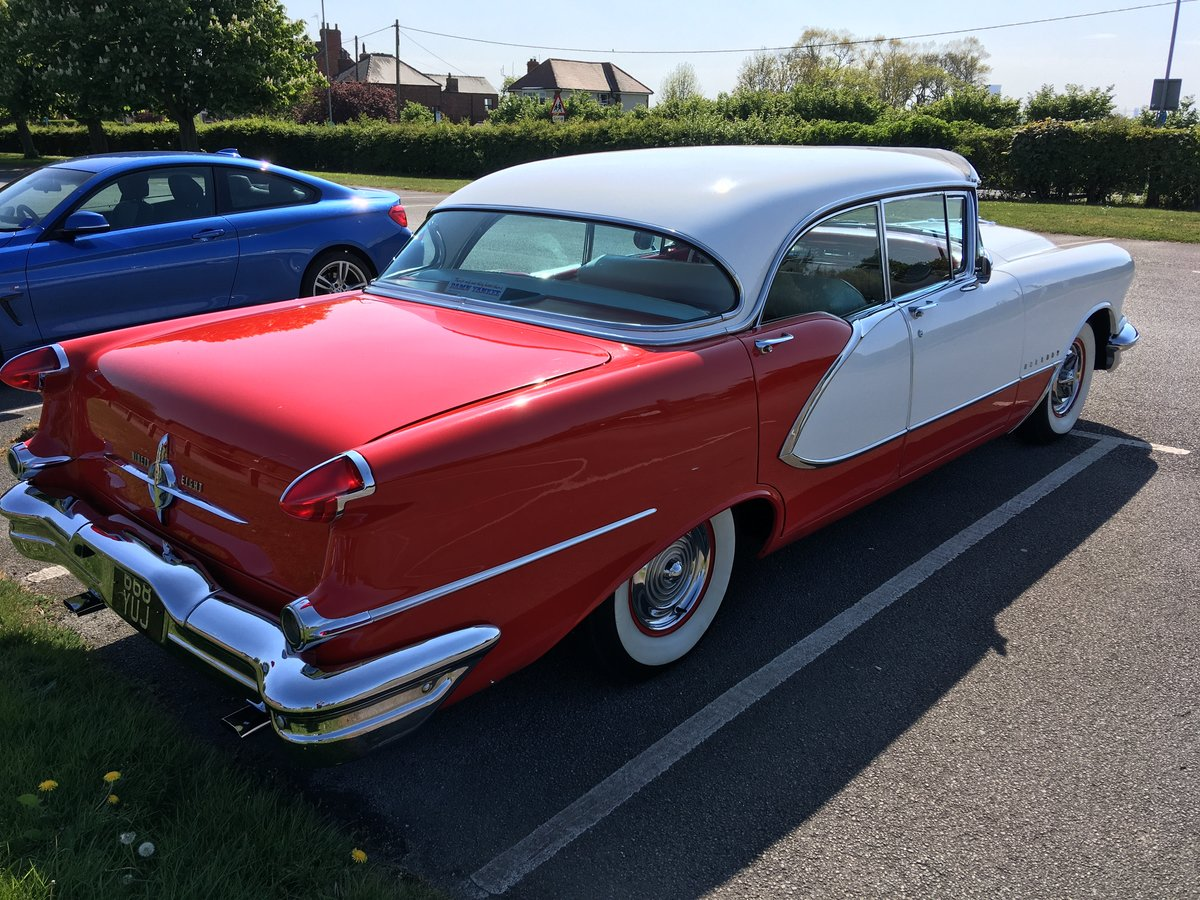 1956 Stunning condition Oldsmobile,s flag ship 98 model For Sale (picture 5 of 6)
