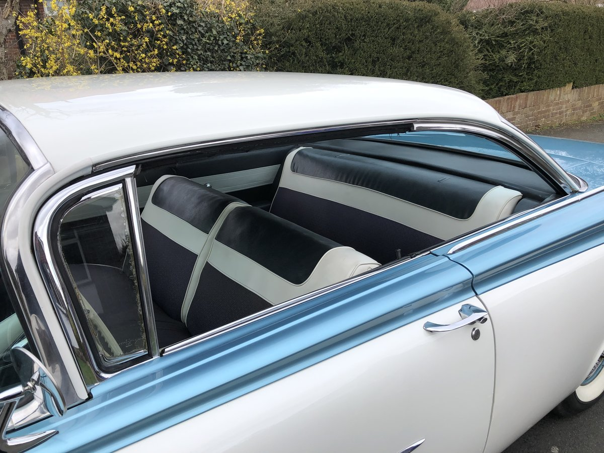 1959 OLDSMOBILE DYNAMIC 88 TWO DOOR PILLARLESS COUPE 371 V8 For Sale (picture 5 of 6)