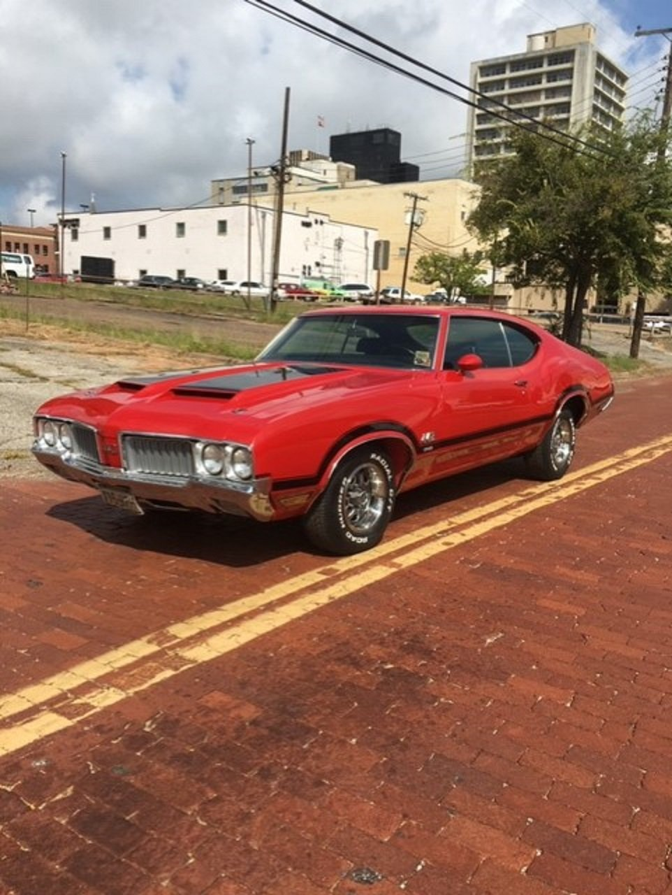 1970 Oldsmobile 442 W-30 2DR HT For Sale (picture 3 of 6)