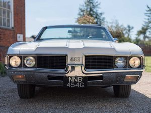 Oldsmobile 442 convertible 1969  For Sale