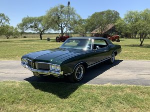 Picture of 1970 OLDSMOBILE CUTLASS SUPREME 1 Owner SOLD