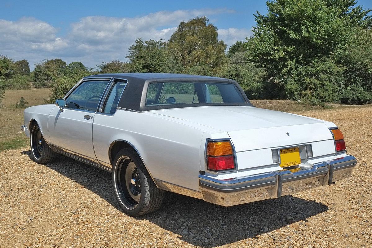 1984 Oldsmobile Delta 88 Coupe 5.0 V8 Auto MOT Jan 21 For Sale (picture 2 of 6)