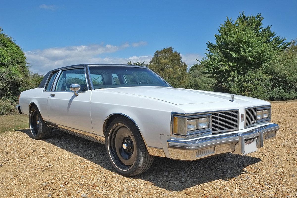 1984 Oldsmobile Delta 88 Coupe 5.0 V8 Auto MOT Jan 21 For Sale (picture 4 of 6)