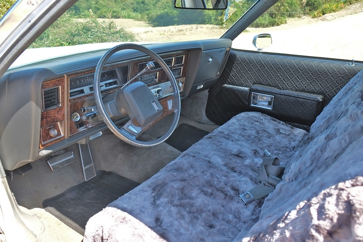 1984 Oldsmobile Delta 88 Coupe 5.0 V8 Auto MOT Jan 21 For Sale (picture 5 of 6)