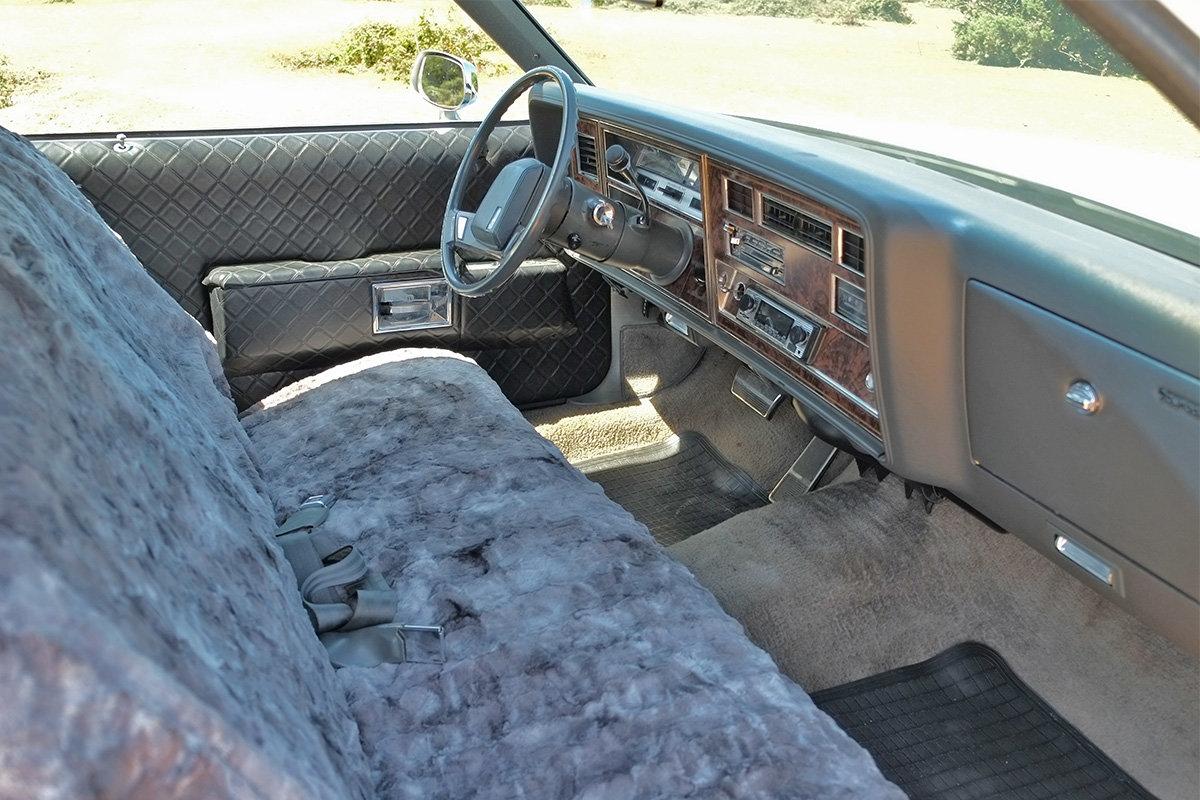 1984 Oldsmobile Delta 88 Coupe 5.0 V8 Auto MOT Jan 21 For Sale (picture 6 of 6)