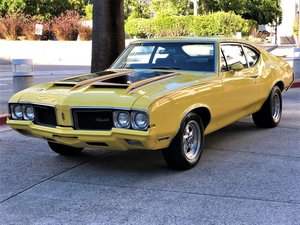 Picture of 1970 OLDSMOBILE F85 CUTLASS W45 For Sale