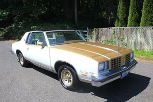 Picture of 1979 Oldsmobile Cutlass Hurst For Sale by Auction
