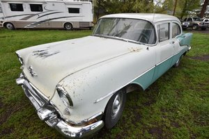 Picture of 1955 Oldsmobile 88 SOLD by Auction