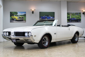 1969  Oldsmobile 442 V8 Convertible Auto | Restored