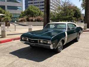 Picture of 1968 Oldsmobile 442 Holiday Coupe For Sale