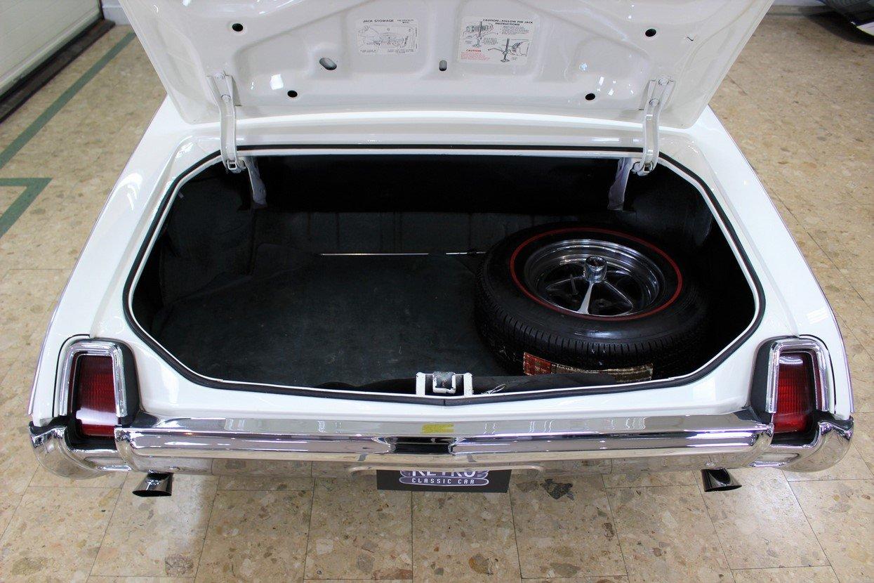 1969 Oldsmobile 442 V8 Convertible Auto | Restored For Sale (picture 7 of 25)
