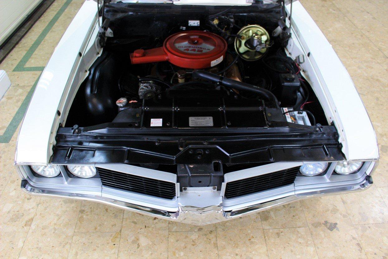 1969 Oldsmobile 442 V8 Convertible Auto | Restored For Sale (picture 10 of 25)