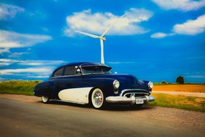 Picture of 1949 Oldsmobile rocket 88