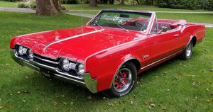 Picture of 1967 Oldsmobile Cutlass Convertible
