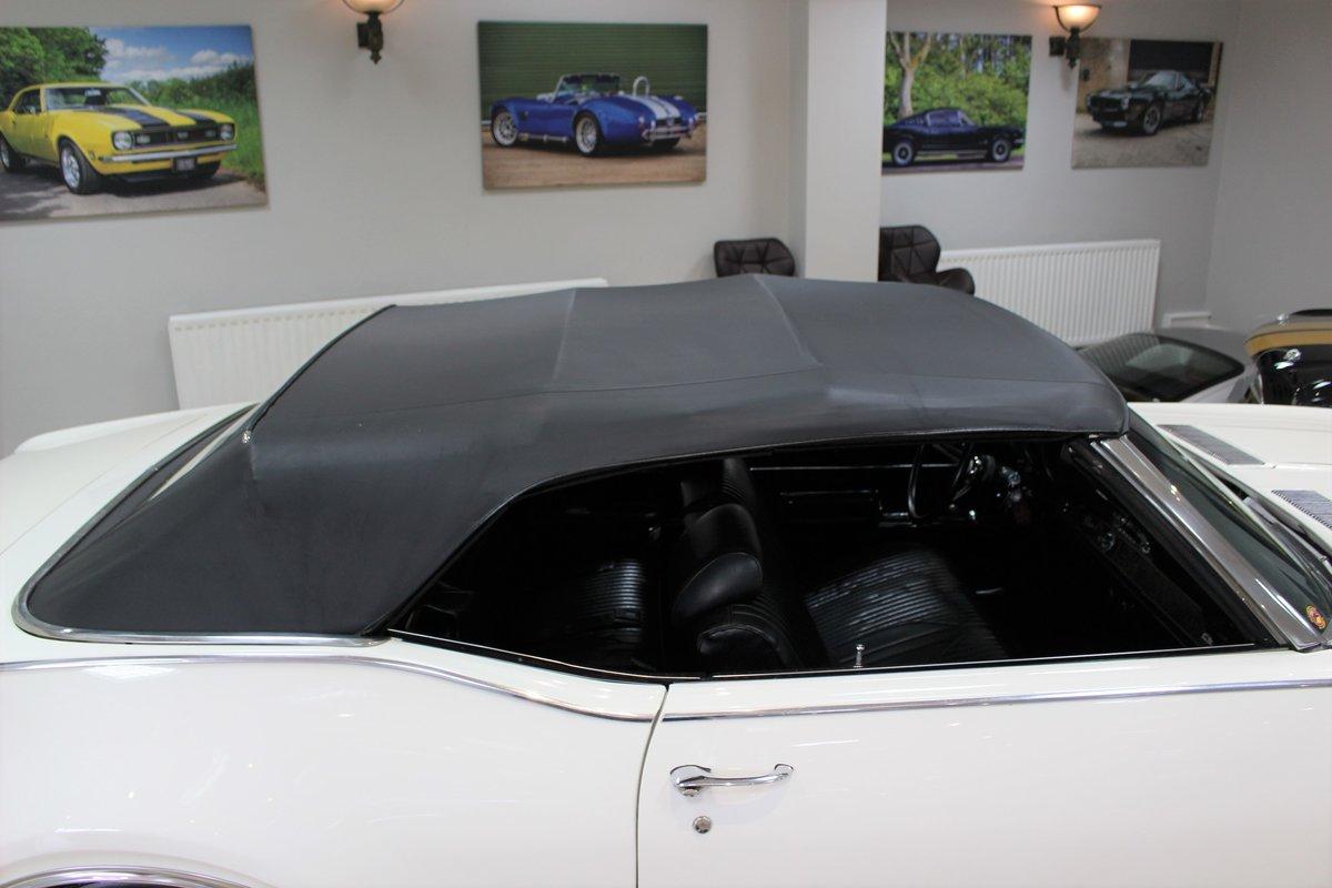 1969 Oldsmobile 442 V8 Convertible Auto | Restored For Sale (picture 11 of 25)