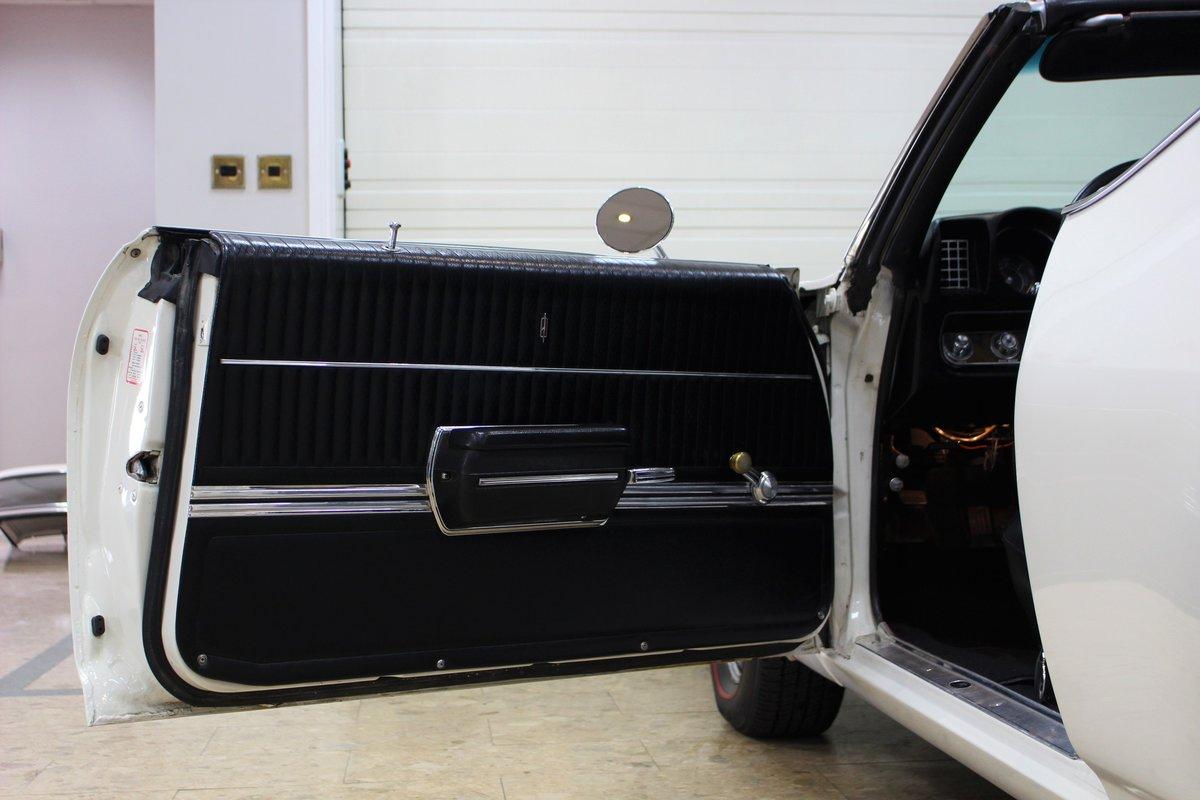 1969 Oldsmobile 442 V8 Convertible Auto | Restored For Sale (picture 21 of 25)