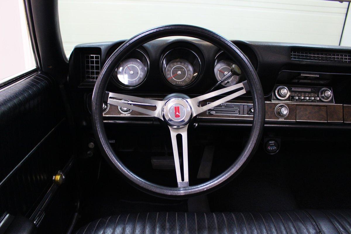 1969 Oldsmobile 442 V8 Convertible Auto | Restored For Sale (picture 22 of 25)