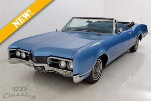 Picture of 1967 Oldsmobile Delmont Convertible For Sale