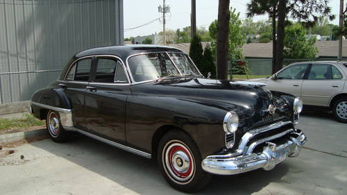 1949 Oldsmobile 76 4DR Sedan For Sale (picture 1 of 6)